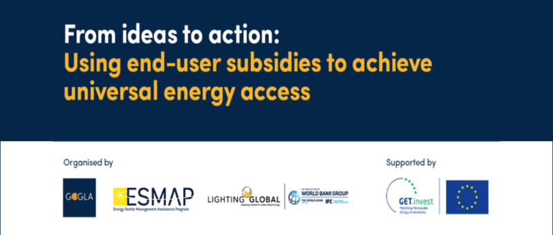 On-Site Solar and Sustainable Electrification in Sub-Saharan Africa