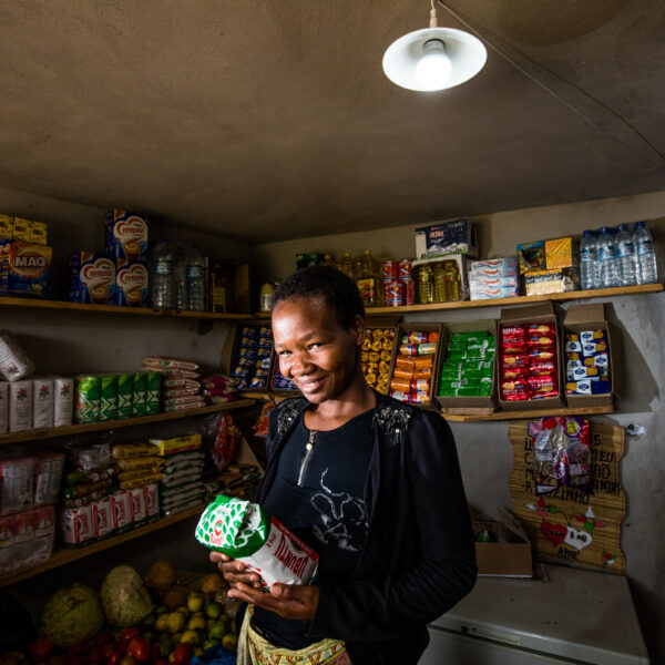 Powering up Southern Africa's off-grid homes