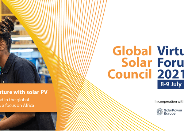 GSC Virtual Forum 2021: Powering a bright future with Solar PV