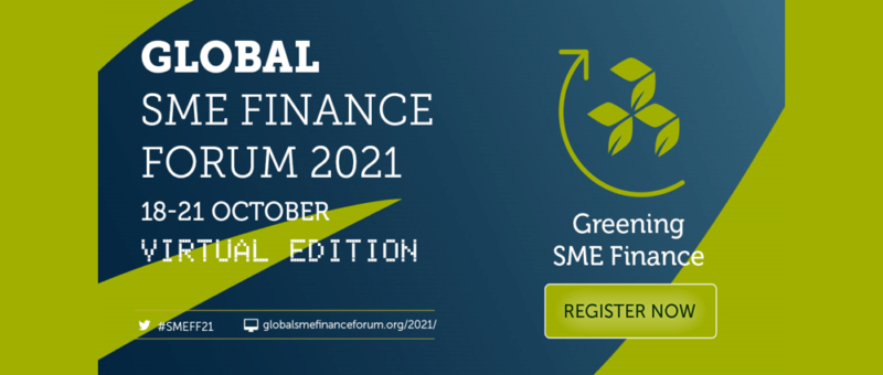 GET.invest at the Global SME Finance Forum 2021